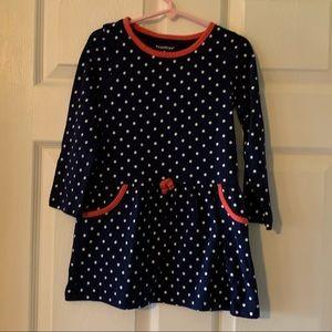 Healthtex Long Sleeve girls Dress
